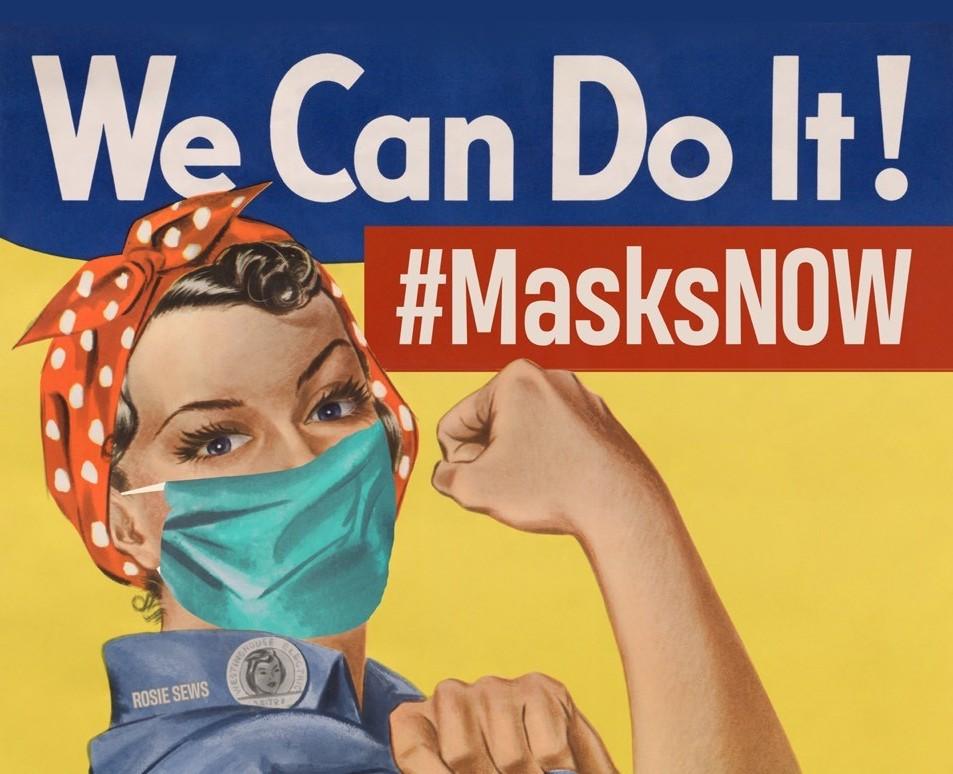 Rosie mask